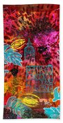 Singing For Freedom - Dancing For Joy Beach Towel