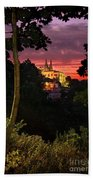 Sintra Palace Beach Towel