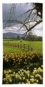 Slievenamon, Ardsallagh, Co Tipperary Beach Towel