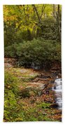 Small Stream Beach Towel