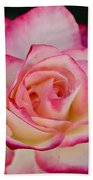 Smell The Roses Beach Towel