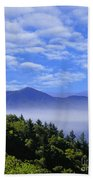 Smoky Mountains Beach Towel