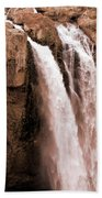 Snoqualmie Falls Beach Towel