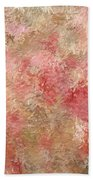 Soft Autumn Colors Beach Towel