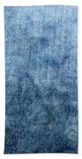 Soft Blue Beach Towel