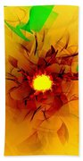 Solar Flare Beach Sheet