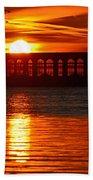 Solar Power Beach Sheet
