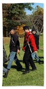Soldiers March Color Beach Towel