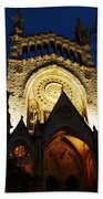 Soller Cathedral Beach Towel