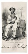 Solomon Northup (1808-?) Beach Towel