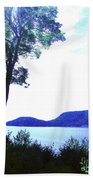 Some Sound Mt Desert Island Me Beach Towel