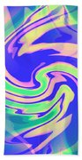 Sorbet Dreams Beach Towel by Shana Rowe Jackson