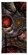 Soul Of Osiris Beach Towel