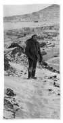 Southpole-antarctica-photos-4 Beach Towel