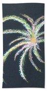 Sparkler Beach Towel by Alys Caviness-Gober