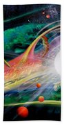 Sphere Metaphysics Beach Towel