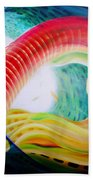 Sphere Serpula 2 Beach Towel