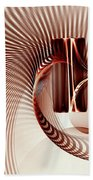 Spiral-2 Beach Towel