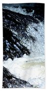 Splashes And Suds Beach Towel