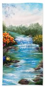 Spring Creek Beach Towel