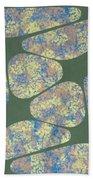 Spring Lips Beach Towel