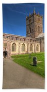 St Davids Cathedral 5 Beach Towel