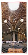 St James Cathedral Beach Towel