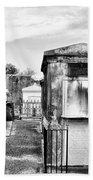 St Louis Cemetery - New Orleans Beach Towel