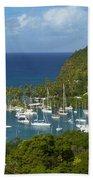 St Lucia Beach Towel