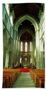 St. Marys Cathedral, Kilkenny City, Co Beach Towel