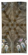 St Mary's Ceiling Beach Towel
