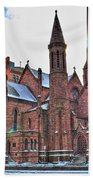 St. Paul S Episcopal Cathedral Beach Towel