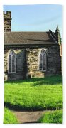 St Peter's Church - Hartshorne Beach Towel