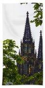St Vitus Cathedral - Prague Beach Towel