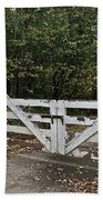 Stable Gate Beach Towel