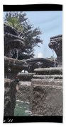 Staggered Tiers Beach Towel
