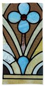 Stained Glass Lc 04 Beach Towel