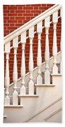 Stair Case Beach Towel by Tom Gowanlock