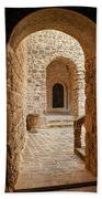 Stone Arches Beach Towel