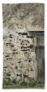 Stone Barn Beach Towel
