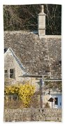 Stone Cottages Beach Towel