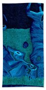 Stone Men 28c2b - Celebration Beach Towel by Variance Collections