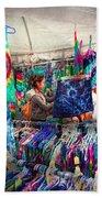 Storefront - Tie Dye Is Back  Beach Towel