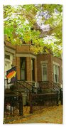Windsor Terrace Beach Towel