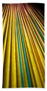 String Theory Beach Towel