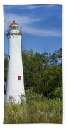 Sturgeon Point Lighthouse Beach Towel