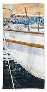 Su'entu E Nora Riflessi Beach Towel