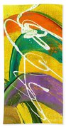 Summer Bliss Iv Beach Towel