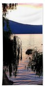 Summer Solitude Beach Towel