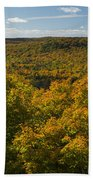 Summit Peak Autumn 10 Beach Towel